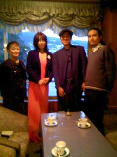 日本バーテンダー協会60周年記念パーティ終了。