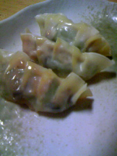 イタリアン餃子