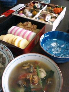岡山のお雑煮