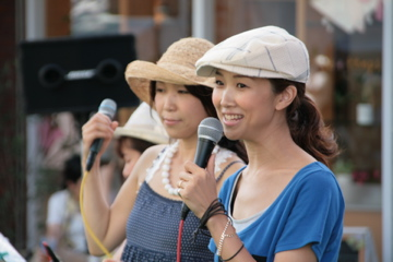 たまプラ夏祭り写真