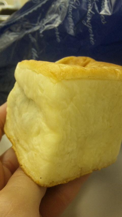 四角いあんパン