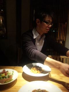 渋谷キリストンカフェ