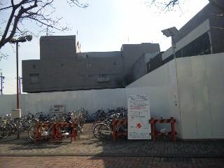清水にて③桜橋