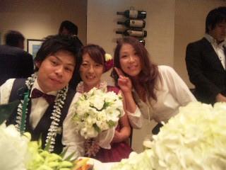 結婚式二次会☆