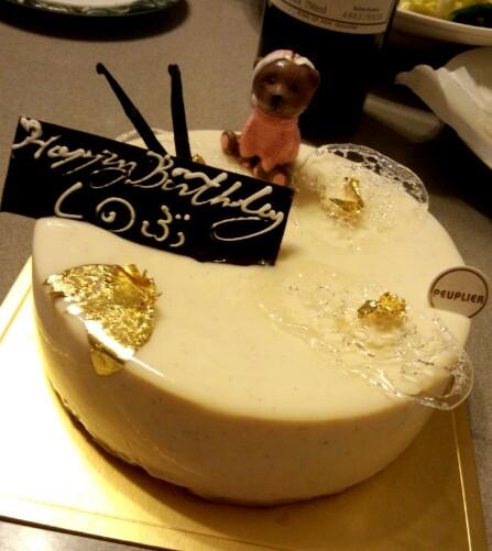 誕生日(*^▽^*)