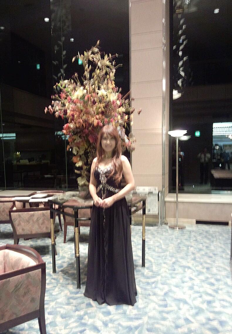 昨夜はホテルハートピア熱海ロビーコンサート♬